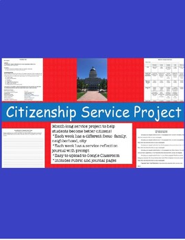 Citizenship Service Project