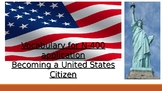 United States Citizenship Powerpoint for N-400 application