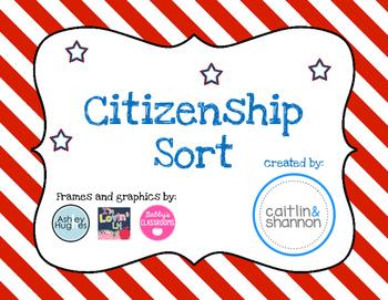 Citizenship Sort