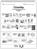 Citizenship Study Guide for First Grade