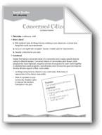 Citizenship (Ten-Minute Activities)