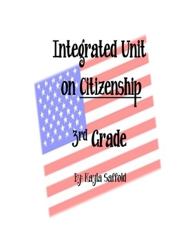 Citizenship Thematic Unit