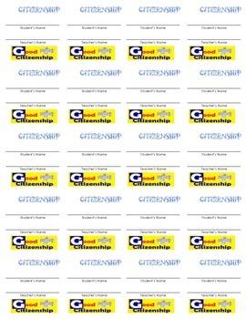 Citizenship Tickets