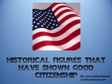 Citizenship - Revere, Adams, Sojourner Truth, Code Talkers
