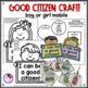 Citizenship Unit: Citizens, Rules and Laws, Leaders- Books & Activities