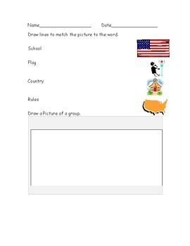 Citizenship Vocab review