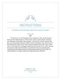 Citizenship Worksheet - K-3