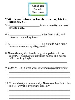 Citizenship and Community Test