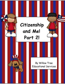 Citizenship and Me Part 2!