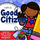 Character Education: Citizenship (Following the Rules)