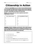 Citizenship in Action