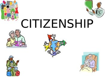 Citizenship/ responsibility/ law & rights POWERPOINT