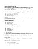 Citizenship/Naturalization Project
