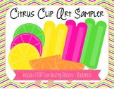 Citrus Sampler Clip Art