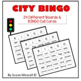 City Sights BINGO
