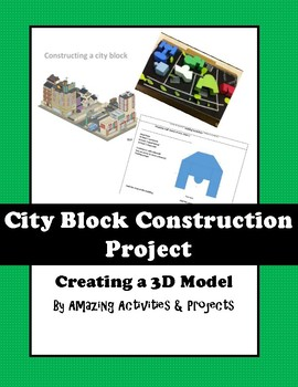 City Block Construction Project - Geometry