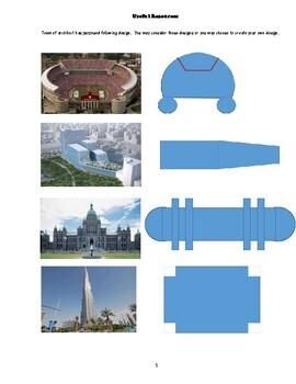 City Block Construction Project - Geometry