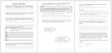 City Blues - Mike Hayhoe - Comprehension and analysis worksheet