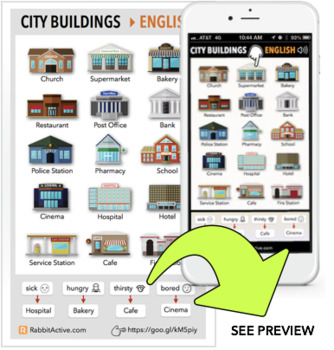 City Buildings > PDF + Interactive Lesson