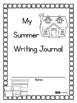 City Buildings Summer Writing Journal