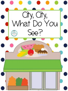City, City, What Do You See?