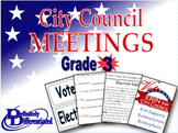 City Council Meetings - Differentiated Activity