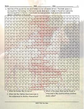 City-Country Living Alphabet Soup