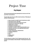 City Design Geometry Project