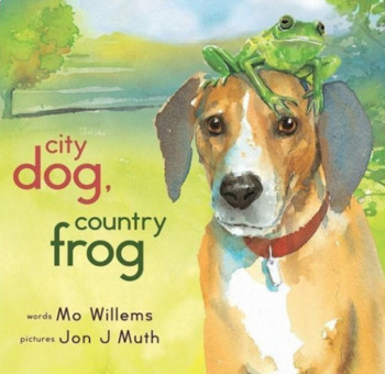 City Dog, Country Frog Reader's Theater