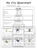 City Government Graphic Organizer