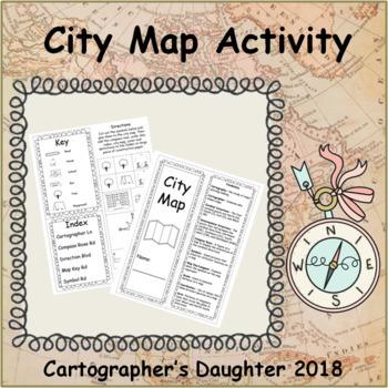 City Map Activity