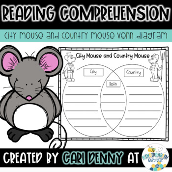 City Mouse and Country Mouse Compare and Contrast