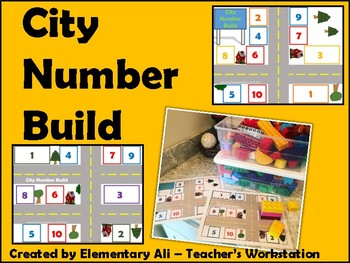 City Number Build Center - FREE