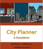 City Planner - A Math Simulation on Designing a City