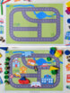 City Play Dough Mats and Accessories