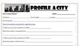 City Populations: A Number Sense Activity