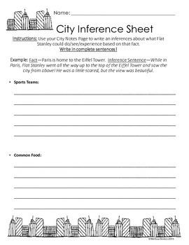 City Inference Adventures BUNDLE