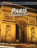 Kids Explore: Paris A Scavenger Hunt