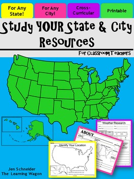 City & State Study Resources