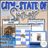 City-State of Sumer Activity {Digital}