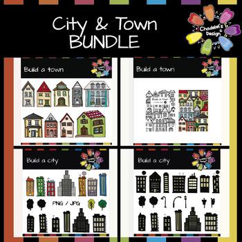 City & Town Bundle