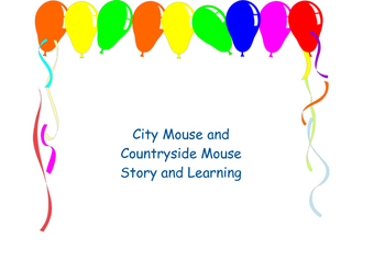 City and Country Mouse