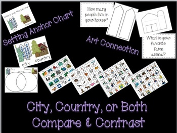 City and Country Pack
