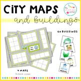 City maps & Buildings