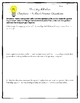 City of Ember Comprehension Questions