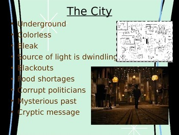 City of Ember - Introduction