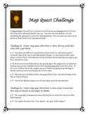 City of Ember Map Quest Challenge