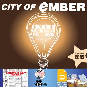 City of Ember Movie Guide (PG - 2008)