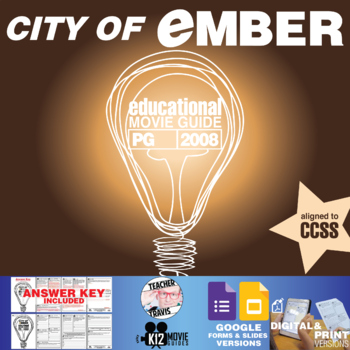 City of Ember Movie Guide (PG - 2008)