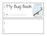 City of Ember -- My Bug Book Layout Pages and Cover -- Insects